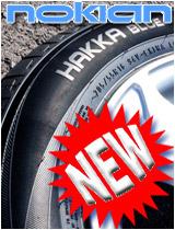 Nokian Hakka Blue - наслаждайтесь комфортом!
