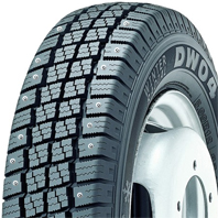 Hankook WINTER RADIAL DW04 155/80R13C 90H шип.