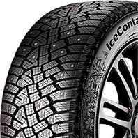 Continental CONTIICECONTACT 2 235/65R18 110T шип.