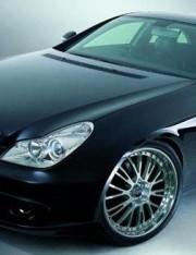 Mercedes на дисках OZ Botticelli