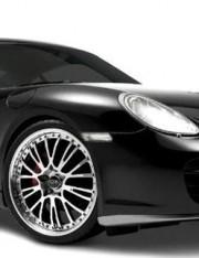 Porsche на дисках OZ Botticelli