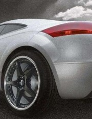 Audi TT на дисках OZ Crono
