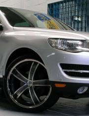 Volkswagen Touareg на дисках Antera 381