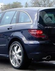 Mercedes R-Klasse на дисках Antera 361