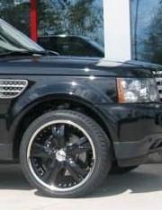 Land Rover Range Rover Sport на дисках Antera 345