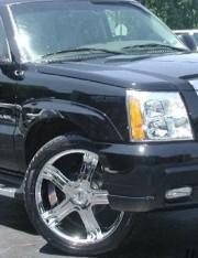 Cadillac Escalade на дисках Antera 325