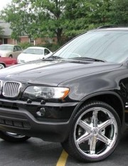 BMW X5 на дисках Antera 301