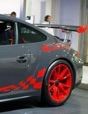 Porsche 911 GT на дисках Sparco ASSETTO GARA