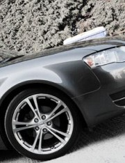 Audi A4 Cab  �� ������ Borbet XL